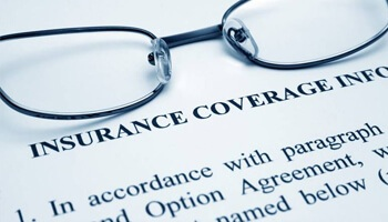 Dental insurance policy paperwork